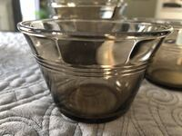 Mini glass bowls Vaughan, L6A 3T2