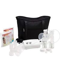 Practically new Ameda double electric breast pump Toronto, M5S 3A5