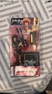 Jimmy page collectors doll Vaughan, L4L 1A5