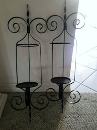Metal candle sconsers Ocala, 34473