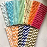 Party Paper Straws  Hougang, 530971