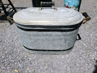 Galvanized  double boiler  canner  Hagerstown, 21740