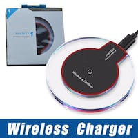 Wireless Charger 550 km