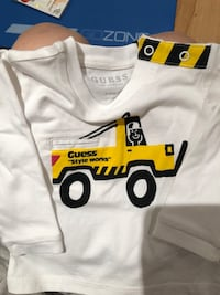 New with tag - 3-6m Boy baby guess top Oakville, L6H 3T6
