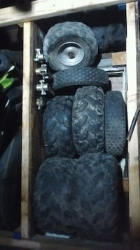tires and rims, lots Welland, L3C 5J7