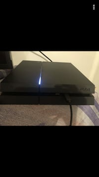 PS4 Black 500 GB with games Ijamsville, 21754