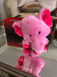 pink elephant plush toy Ajax, L1T 4M3