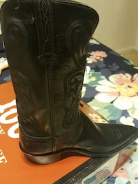 Size 9 womes ~Lucchese Real Lizard Skin Boots Fort Washington, 20744