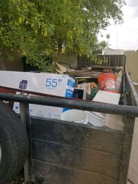 Junk Removal and Trash Hauling Glendale
