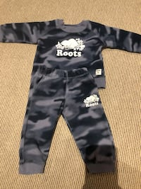 Roots track suit amazing condition