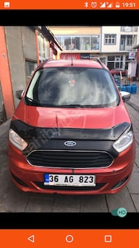2016 Ford Tourneo Courier Journey Kars