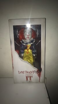 "Pennywise ""IT"" Living Dead Doll Las Vegas, 89156"