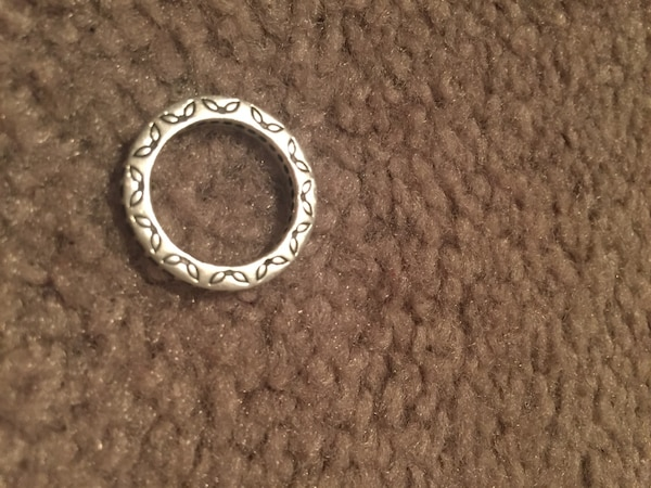 1275f015e Used Authentic Pandora CZ Ring for sale in Adrian - letgo