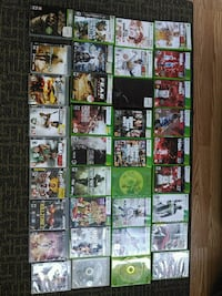 XBOX 360 and PS3 games Gerrardstown, 25420