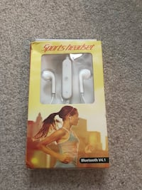 Brand New Wireless bluetooth headset headphones Edmonton, T6W