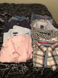 Mens 4XL shirts-great condition Mississauga, L5N 7N3