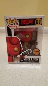Hellboy Funko Pop Chase Variant NEW Chantilly, 20152