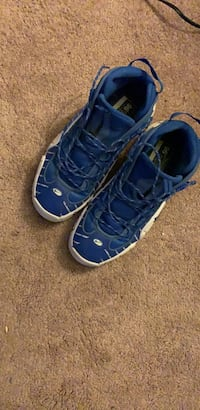 blue-and-white low top sneakers Greenbelt, 20770