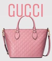 Gucci guccissima leather tote