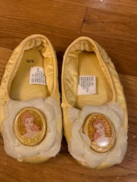 Disney Princess Dress Up Slippers/Shoes Foxboro, 02035