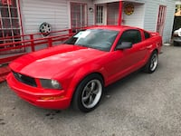 2006 Ford Mustang Houston