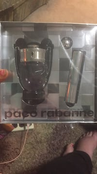 In box PACO RABANNE cologn North Vancouver, V7J 1H4