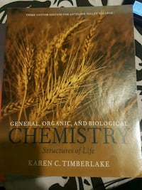 Chemistry book  Rosamond, 93560