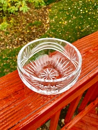 BRAND NEW Genuine Handcut Crystal Royal Limited Snack Bowl Falls Church, 22046