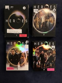 HEROES COMPLETE SERIES Mont-Royal, H4P 1M2