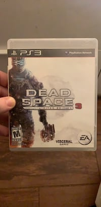 Dead Space 3 Limited Edition (PS3) Washington, 20016