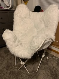 Fuzzy chair Parker, 80134