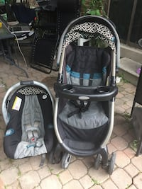 Stroller and car seat combo Brampton