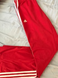 Red adidas pants Belleville, K8P 4X9