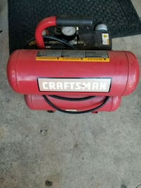 red and black Craftsman air compressor Frederick, 21703