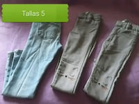 two pairs of gray and black jeans Salinas, 93906