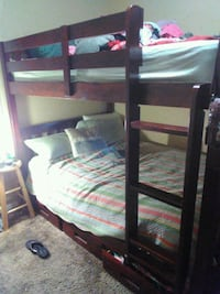 Bunk beds Leland, 28451