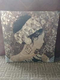 Assorted African Painting Canvas Prints