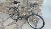 brown hardtail bicycle Grand Junction, 81507