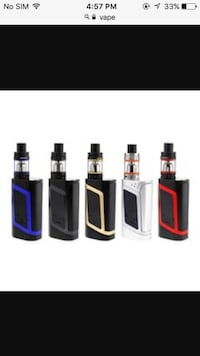 four assorted color variable box mods Bouctouche, E4S 3S5