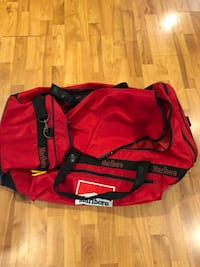red and black Adidas duffel bag Germantown, 20876