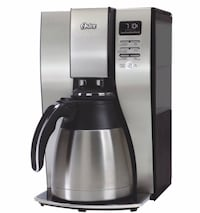 Stainless Steel 10-Cup Thermal Coffee Maker Montréal, H3G 1S6