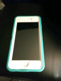 white iPhone 5 with green case Ames, 50010