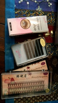 Permanant Lash kit St. Catharines, L2M 7Y9