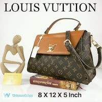 borsa in pelle marrone Louis Vuitton Provincia di Brescia, 25070