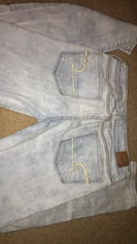 Size 6 American eagle jeans  Hagerstown, 21742