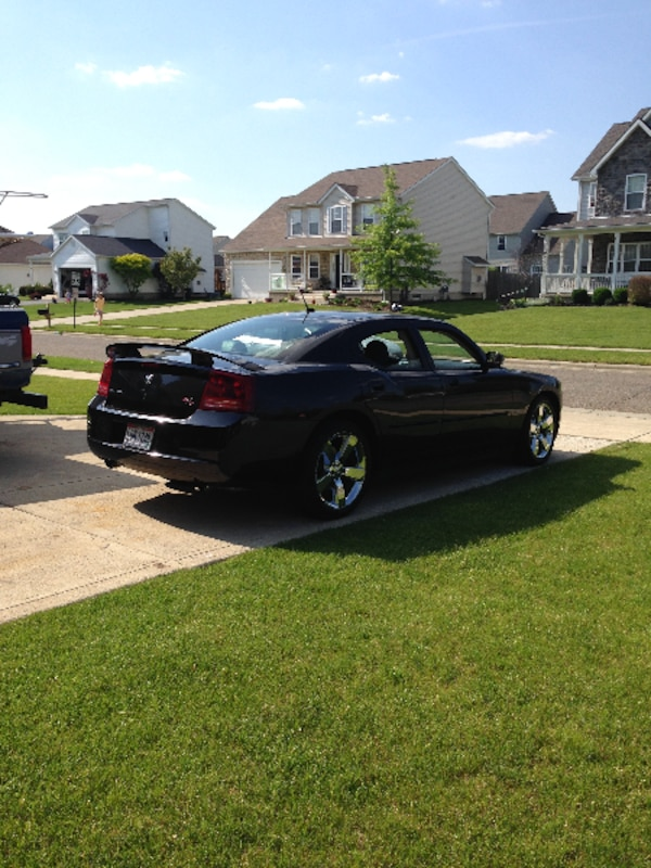 2008 Charger Rt >> 2008 Dodge Charger Rt Road And Track