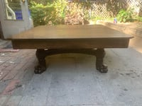 Antique Claw Foot Expanding Table Silver Spring, 20901