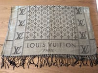 Authentic Louis Vuiton Scarf Richmond Hill, L4E 1E8