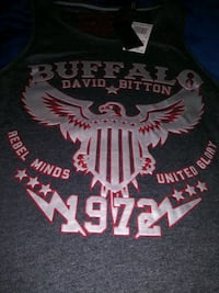 Buffalo David bitton size large tank top