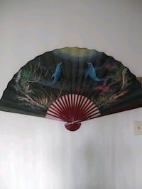 Full size fan wall hanging Silver Spring, 20906